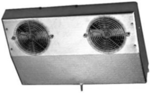 Thin Profile Reac in Unit Cooler 3500 Btu 230V Electric Defrost Refrigeration ()
