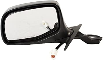 Unknown Partslink Number FO1320124 OE Replacement Ford Bronco Driver Side Mirror Outside Rear View