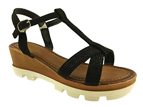 Gladiatore Mc ragazza' Footwear donna da Black BnSFq