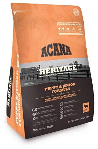ACANA Heritage Puppy & Junior 4.5 Pounds