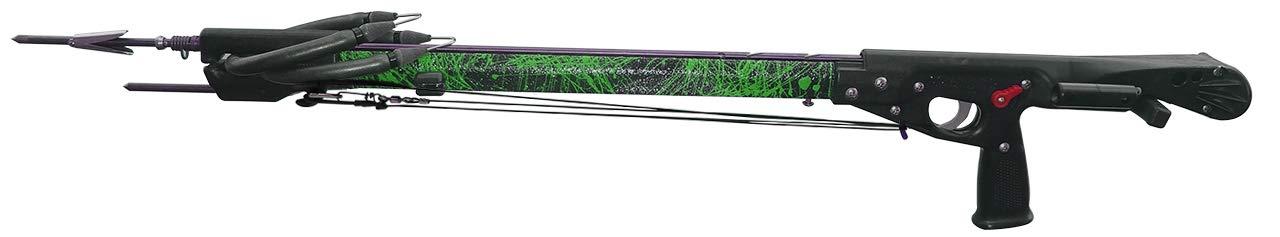 Ocean Rhino Rx Series Hybrid Lineshaft Speargun