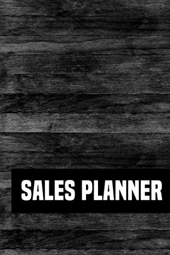 Sales Planner: Quarterly Professional Sales Planner Journal, Weekly & Daily Planner, Opportunity Tracker, Meeting Planner, Gray Slate Cover]()