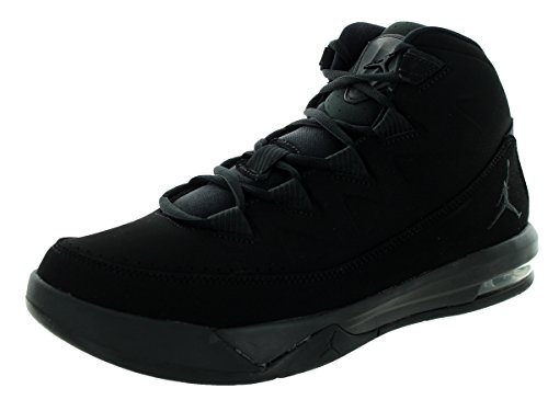 Nike Herren Jordan Air Deluxe Turnschuhe, Talla Schwarz