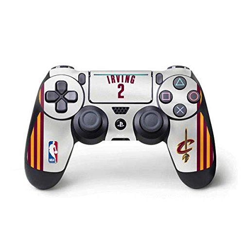 Cleveland Cavaliers PS4 Pro/Slim Controller Skin - Kyrie Irving CAVS Jersey | NBA & Skinit Skin