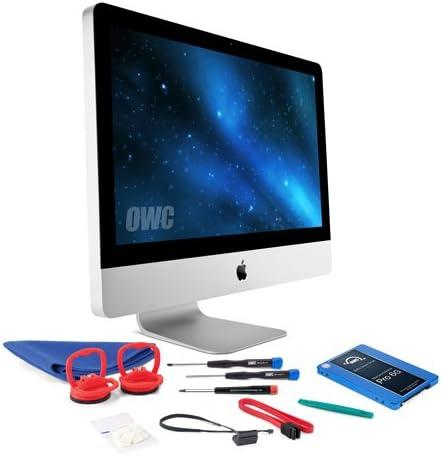 OWC SSD Upgrade Kit para 2011 Imacs de 21,5 Pulgadas, 6 G SSD, 18 ...