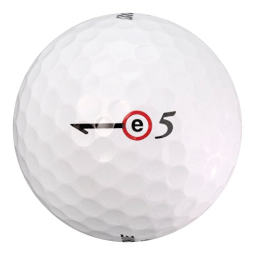 96 Bridgestone e5 - Near Mint (AAAA) Grade - Recycled (Used) Golf Balls by Bridgestone (Image #2)