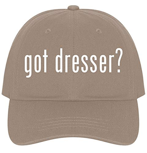 (The Town Butler got Dresser? - A Nice Comfortable Adjustable Dad Hat Cap, Khaki, One Size)
