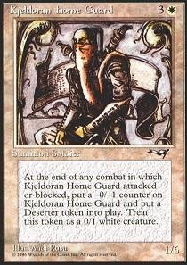 Magic: the Gathering - Kjeldoran Home Guard - - Dfo Kids