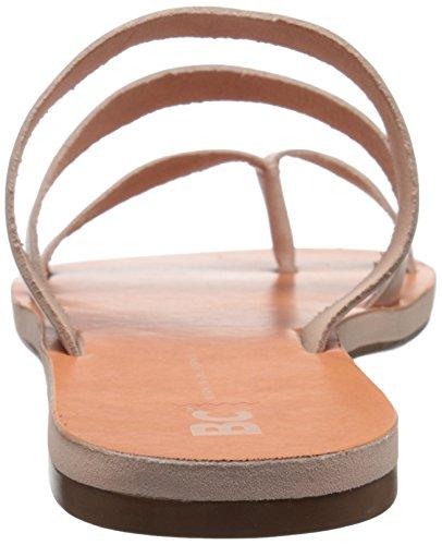 BC Womens Peanut Footwear BC Slide Footwear Womens Nude Sandal FUp7Rqxd