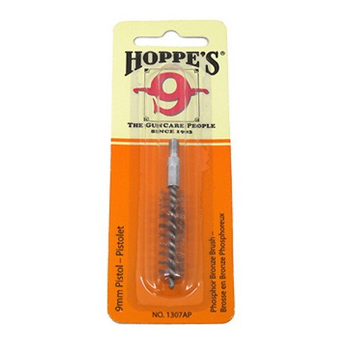 Hoppes Phosphor Bronze Brush-9Mm Pistol (Brush 9mm Pistol Bronze)