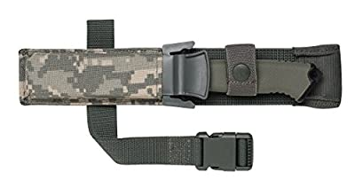 Gerber Prodigy Tanto Survival Knife, Serrated Edge, with Camo Sheath [31-000558]