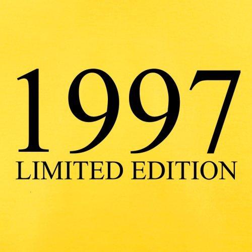1997 Limierte Auflage / Limited Edition - 20. Geburtstag - Herren T-Shirt - Gelb - S