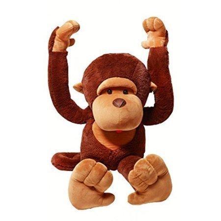 Amazon Com Sct 80cm Stuffed Monkey Toy Plush Monkey Giant Monkey