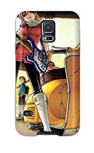 Premium Flcl Heavy-duty Protection Case For Galaxy S5