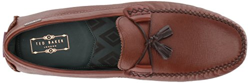 Leather Loafer Urbonn Tan Baker Men's Ted 0wtqX7xt