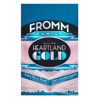 Fromm Heartland Gold Grain-Free Large Breed Puppy 4 pounds