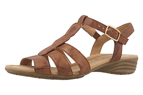 Gabor64558-54 - Sandalias Romanas Mujer cobre