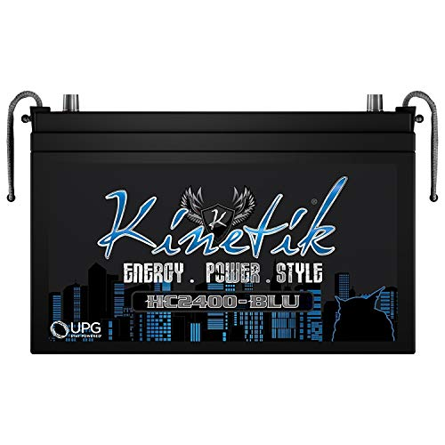 Kinetik HC2400-BLU Black lead_acid_battery