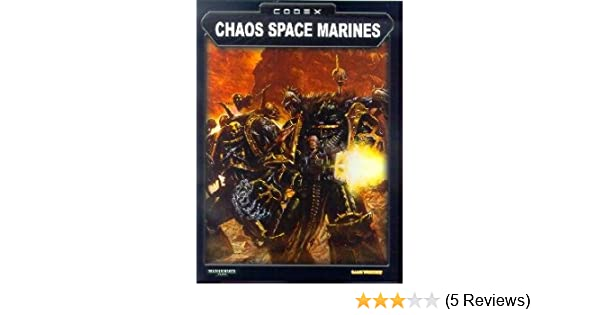 Codex: Chaos Space Marines (Warhammer 40, 000): J  Johnson