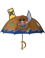Kidorable Pirate Raincoat and Umbrella set (3T)