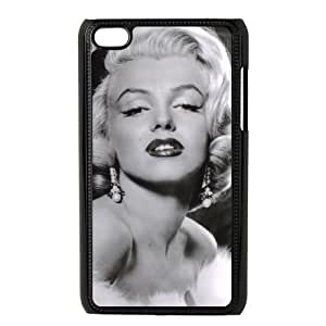 Marilyn Monroe For Ipod Touch 4 Cases Cover Cell Phone Case STR647978