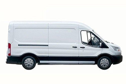 Greenlight 2015 Ford Transit V363 Cargo Van 1/43 Scale Diecast Model Car White