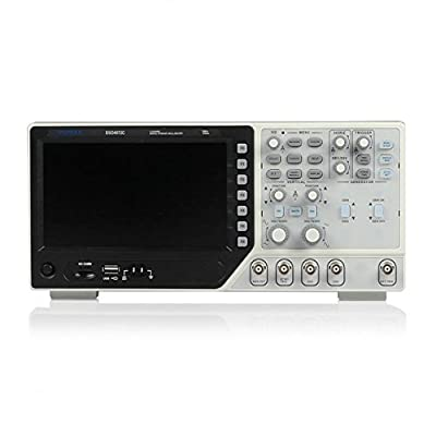 Hantek DSO4072C 2 Channel 70MHz Digital Oscilloscope with 1 Channel Arbitrary/Function Waveform Generator