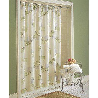 Croscill Rainier Shower Curtain, 70 Inch By 72 Inch, Multi