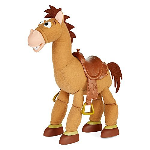 Bullseye Horse - Disney Collection Talking Bullseye 20th Anniversary