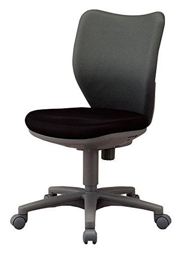 アイリスチトセ オフィスチェア ブルーブラック NOT-BIT-MX45MU1-F B075S7RZMM ブルーブラック|NOT-BIT-MX45MU1-F ブルーブラック