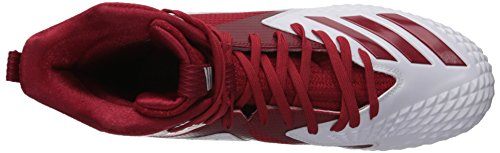 White X adidas Mid Power Shoe Red Men's Red Power Freak Carbon Football HBBwa0qf