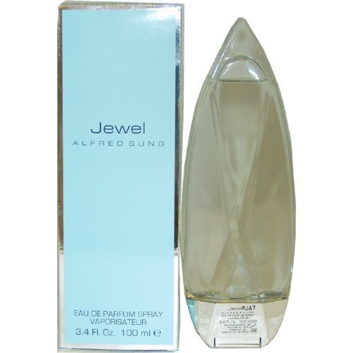 Spray Ounce 3.4 Jewel (Jewel by Alfred Sung for Women, Eau De Parfum Spray, 3.4-Ounce by Alfred Sung)
