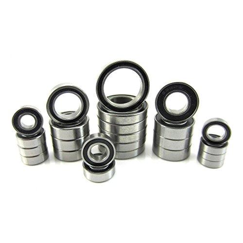 Axial Yeti XL Precision Ball Bearing Kit (24) Rubber Seals