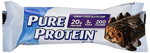 Pure Protein® Chewy Chocolate Chip, 50 gram, 6 count Multipack Chewy Chocolate Cookies