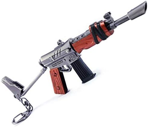 Fortnite New Famas Fortnite Famas Assault Rifle Weapon Model Toy Keychain Fortnite Action Buy Online At Best Price In Uae Amazon Ae
