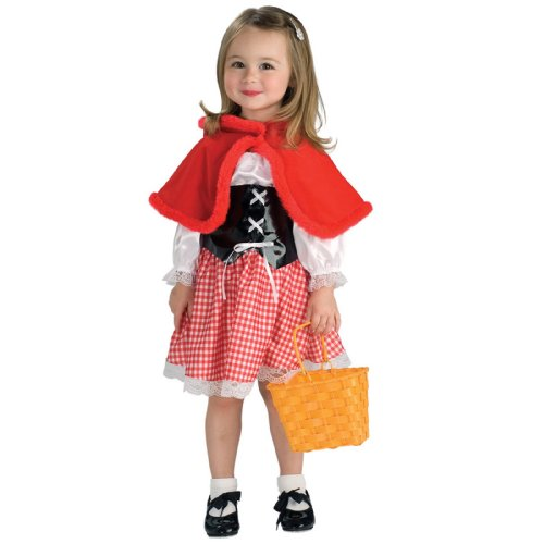 Little Red Riding Hood Child Costume (Little Red Riding Hood Costume For Kids)