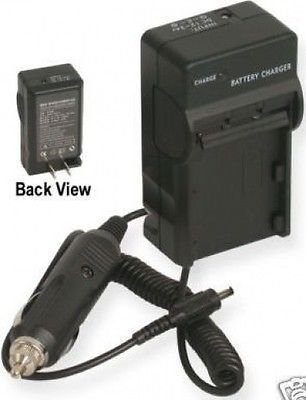 Charger for Panasonic PV-GS90P-S, Panasonic PV-GS90PS SDR-H40P/PC