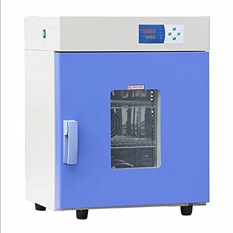 dhg-9040 a LED inteligente horno de secado Cámara Secador de vertical de trabajo 350 x 350 x 350 mm Rango de temperatura 50?? 300?: Amazon.es: Hogar