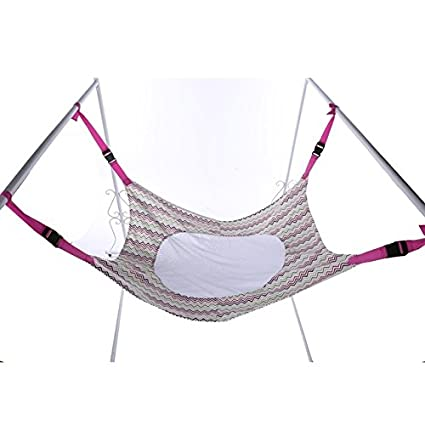 Purple Color Imported and New Detachable Furniture Portable Indoor Outdoor Hanging Seat Garden Swing Bed