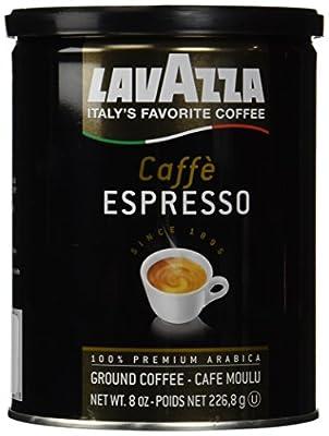 Ground Coffee - Caffe Espresso - 8 oz - 2 pk