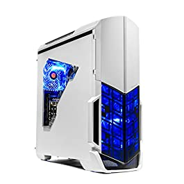 [Ryzen & GTX 1050 Ti Edition] SkyTech Archangel Gaming Computer Desktop PC Ryzen 1200 3.1GHz Quad-Core, GTX 1050 Ti 4GB…