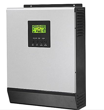 GOWE 12 V a 230 V, 1 kVA 800 W Off Grid Solar inversor de ...