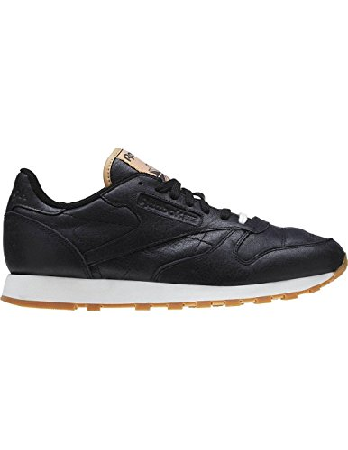 ZAPATILLAS REEBOK CL LEATHER BOXING NEGRO HOMBRE Negro