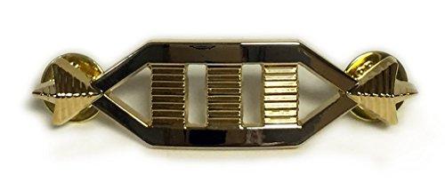Star Trek Classic Movies Uniform Captain's Sleeve Cloisonne Metal Pin -