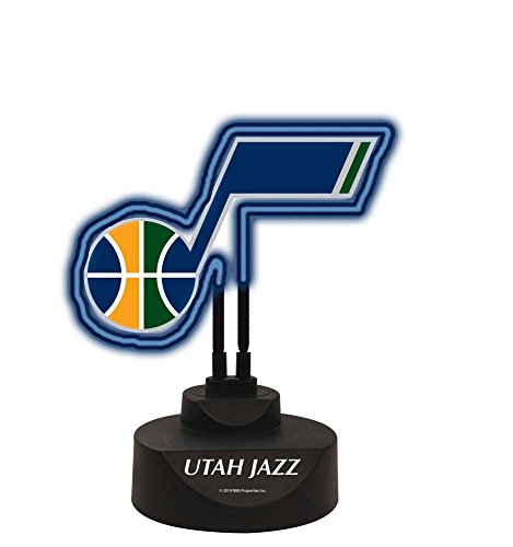 NBA Utah Jazz NBA-Uja-1808Neon Lamp, Multi, One Size by Memory Company