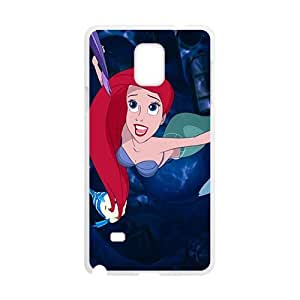 LOVE-Store The little mermaid Case Cover For samsung galaxy Note4 Case