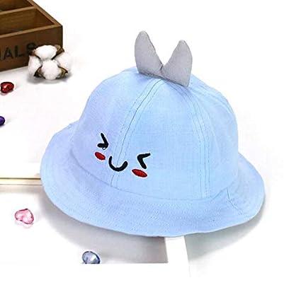 b177e597977 Amazon.com  ForShop Unisex Hat Smiling Face Cotton Fisherman Outdoor ...