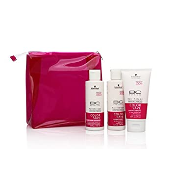 Schwarzkopf BC Bonacure Color Save Travel Kit 3 Piece Kit