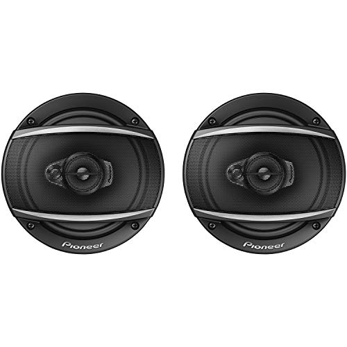 PIONEER TS-A1670F 3-Way 320 Watt A-Series Coaxial Car Speakers