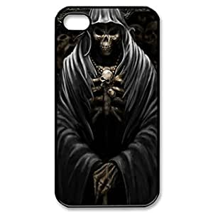 Pink Ladoo? Grim Reaper Gothic Death Hard Cover Case for iPhone 5 5s case -black CASE